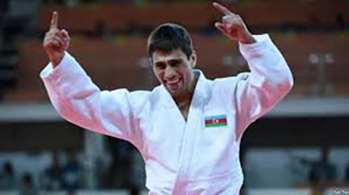 El judoka azerbaiyano gana el oro en el Budapest Grand Slam