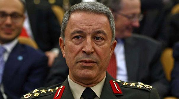 Hulusi Akar unterstützt Aserbaidschan beim Treffen der NATO-Verteidigungsminister