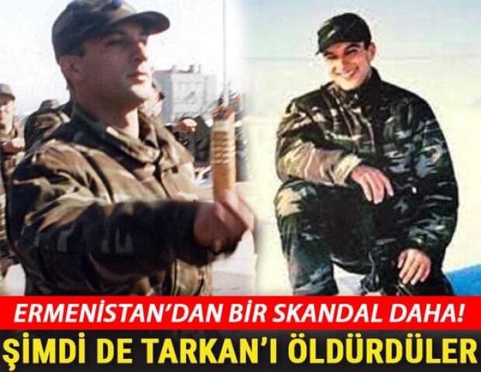 """Los armenios """"matan"""" a Tarkan esta vez"""