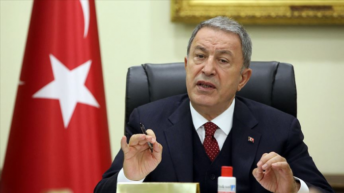Armenia will answer for its crimes - Hulusi Akar