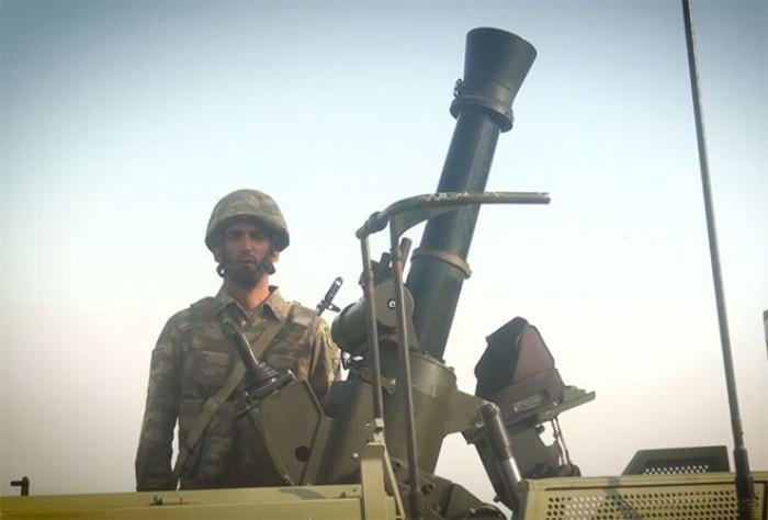 Nuestros soldados que luchan heroicamente -   VIDEO
