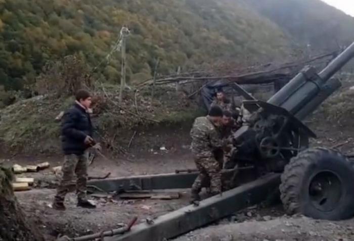 In Armenien nehmen Kinder am Krieg teil -   VIDEO