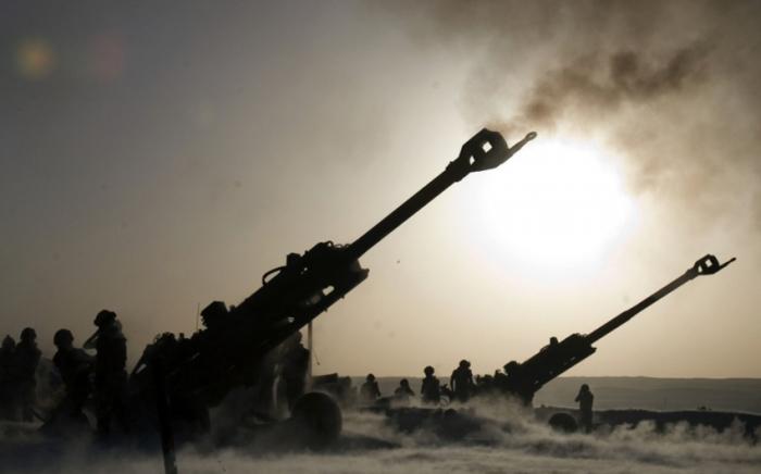 Equipo militar armenio destruido -   VIDEO