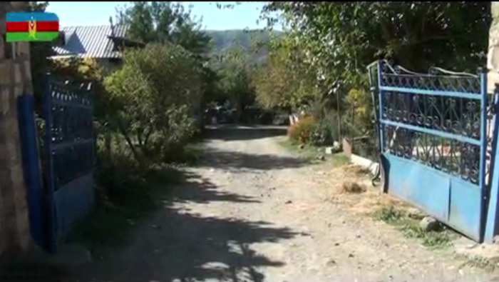 VIDEO from liberated villages of Azerbaijan