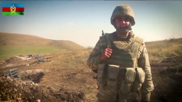 """""""El espíritu de lucha de todo el personal es alto"""" -  Oficial de Ejército (VIDEO)"""
