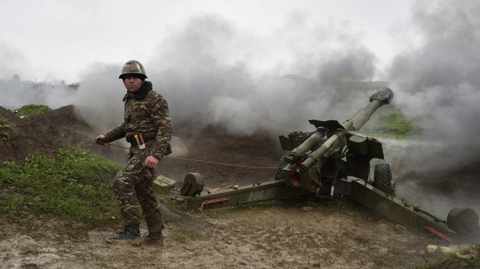Armenian Army fires on Azerbaijan's military units violating ceasefire
