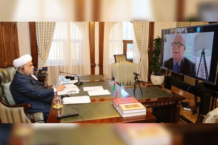 Şeyx BMT rəsmisinə erməni terroru barədə məlumat verdi