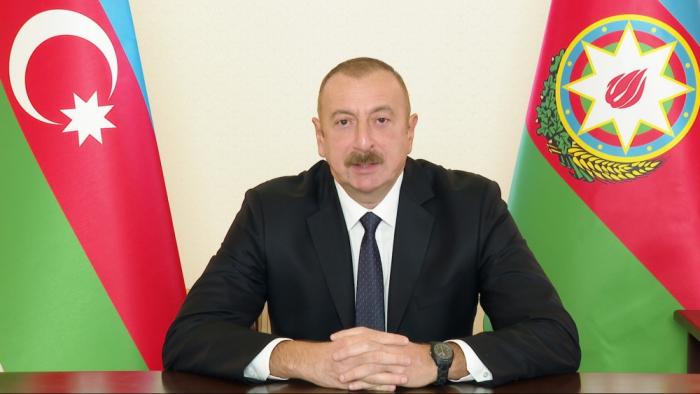 Prezidentin xalqa müraciəti -  TAM MƏTN (VİDEO)