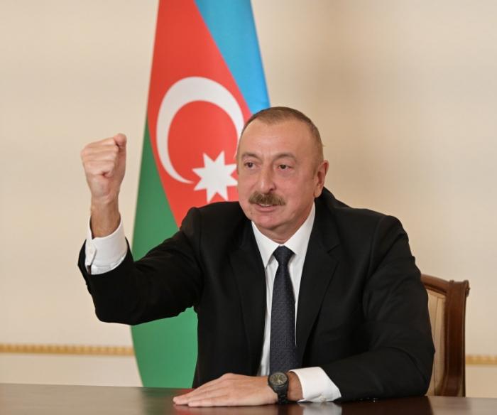 """""""Beş rayonun demək olar ki, hamısı işğaldan azad edilib"""" -    Prezident"""