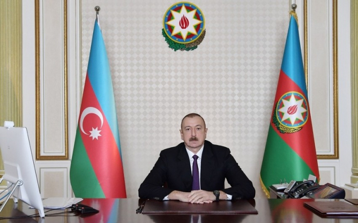 Azerbaijani president reveals list of destroyed Armenian military equipment