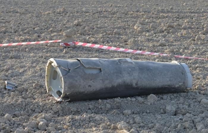 Azerbaijan neutralizes one of three missiles fired by Armenia at Tartar