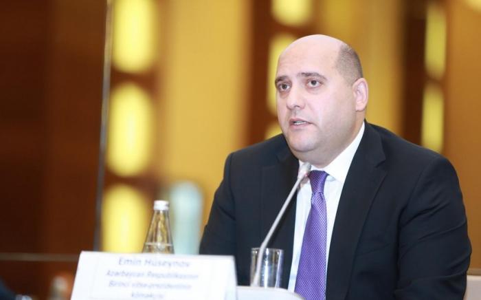 Azerbaijani official speaks of double-standard attitude towards country