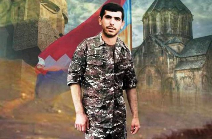 "Azerbaijani army eliminates Armenian serviceman named ""Artsakh"" –   PHOTO"