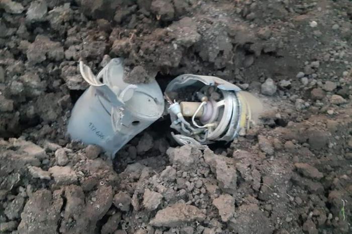 Ermənistan Bərdəyə kasetli raketlər atıb