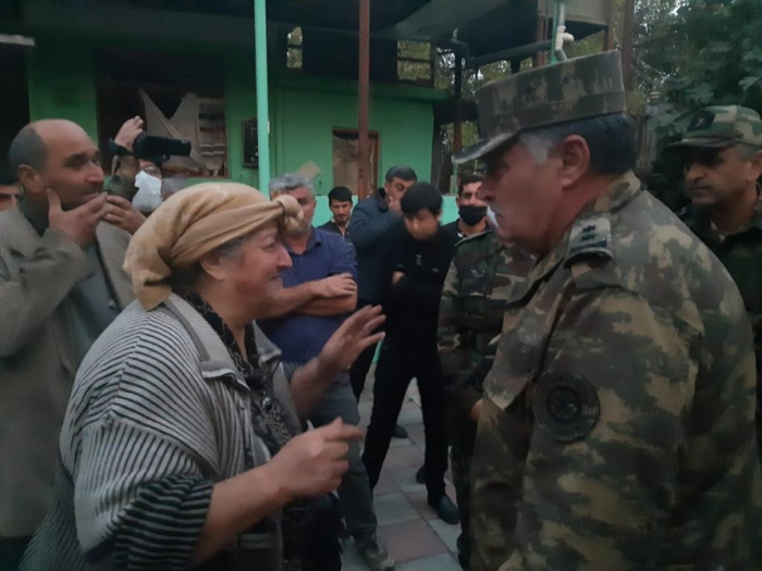 FHN-in rəhbər heyəti Bərdəyə getdi -  FOTO