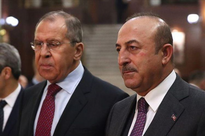 Foreign Ministers of Turkey and Russia discuss Karabakh issue
