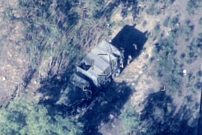 Azerbaijani MoD lists Armenian military equipment destroyed