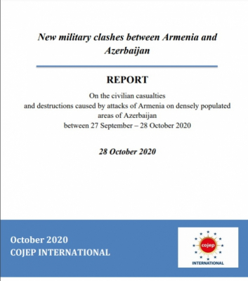France based COJEP international prepares report on killing of Azerbaijani civilians by Armenia