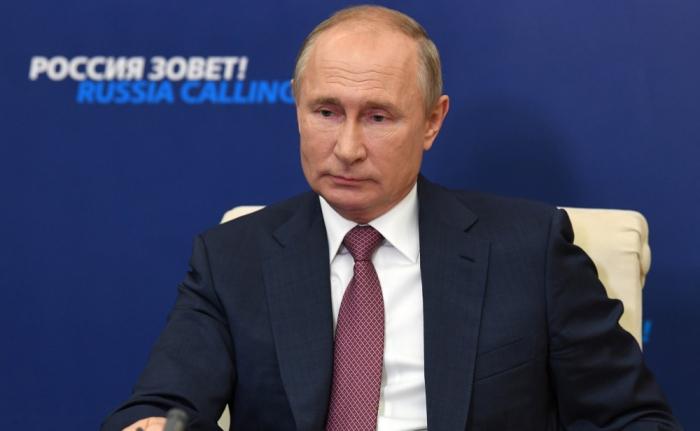 Poutine:  Ce sont des anciens territoires azerbaïdjanais