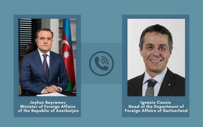 Switzerland reiterates support for Azerbaijan's territorial integrity