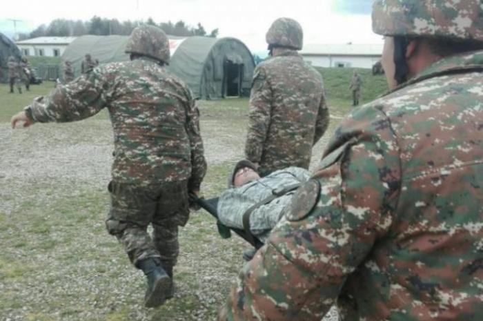 Environ 100 soldats arméniens neutralisés aujourd