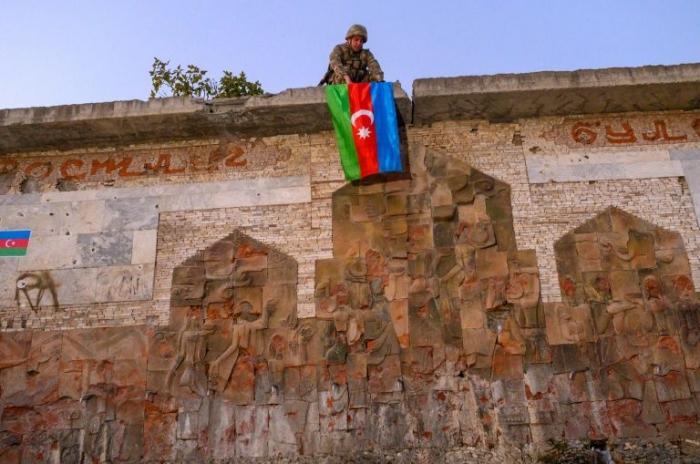 Homesick and bellicose, Karabakh
