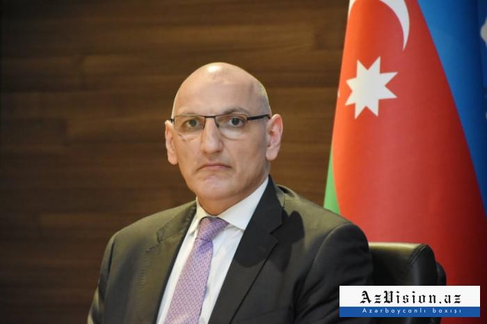 Eltchin Amirbeyov:  Des preuves ont déjà été soumises à la Cour européenne des droits de l