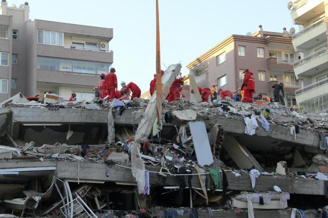 70-year-old pulled alive as Turkey quake death toll hits 46- UPDATED