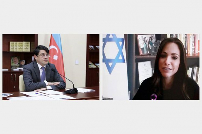 Israeli minister reiterates support for Azerbaijan