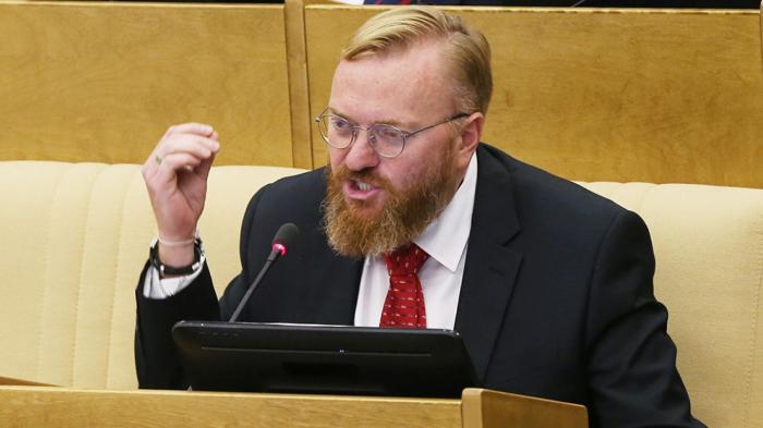 L'Azerbaïdjan condamne fermement la visite illégale d'un député russe dans ses terres occupées