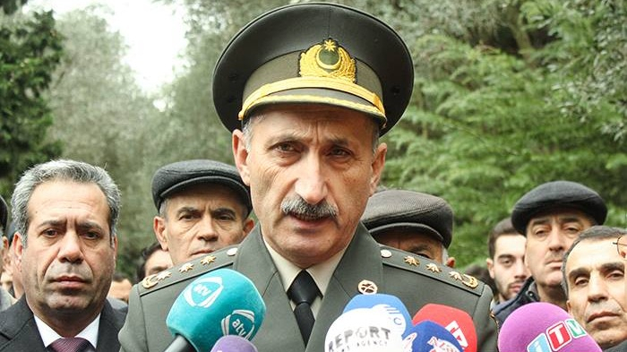 Armenian soldiers are retreating to avoid siege- Colonel Ramaldanov