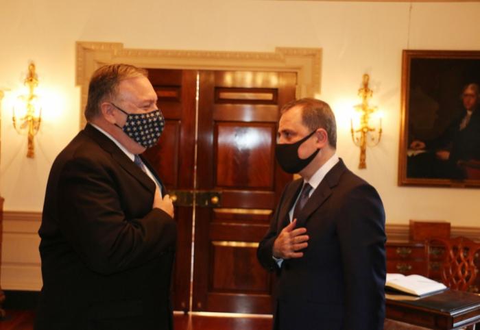 أذربيجان تبلغ الولايات المتحدة بسياسة أرمينيا التخريبية