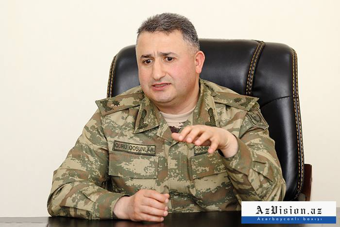 Our goal is not only Madagiz - Hikmet Hasanov
