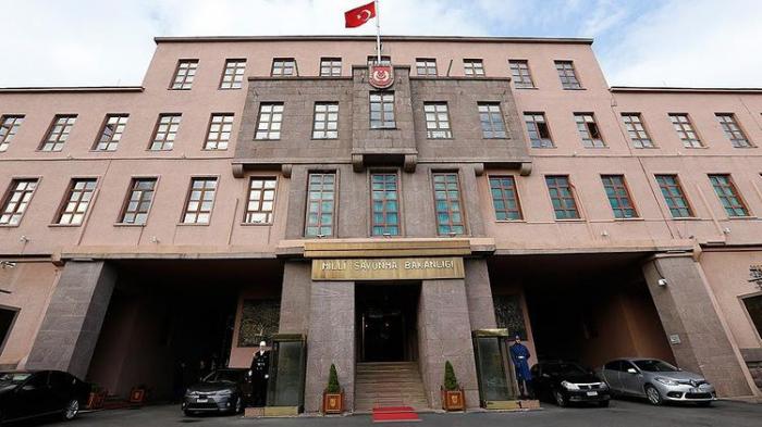 """وزارة الدفاع التركية  """"يجب على أرمينيا أن تعيد الإرهابيين"""""""