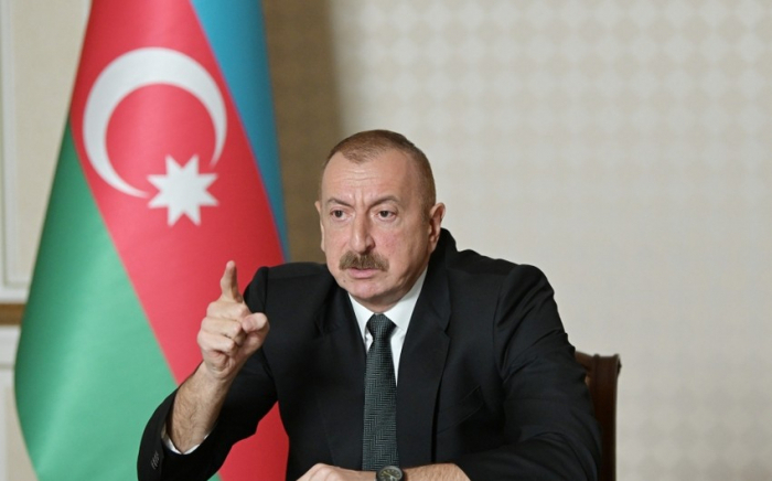 President of Azerbaijan: Our Army has a complete advantage on the battlefield