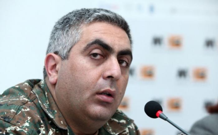Ermənistan müdafiə nazirliyi yalanını etiraf etdi