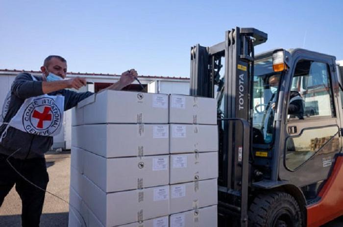 El CICR entrega los cuerpos de 1.500 militares a Armenia