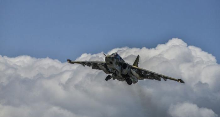 Ermənistanın iki Su-25 təyyarəsi məhv edildi