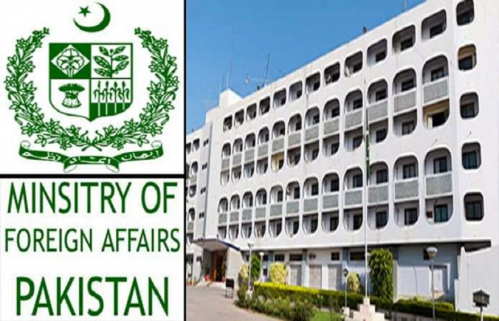 Pakistan will continue to stand bybrotherly nation of Azerbaijan - Pakistan MFA