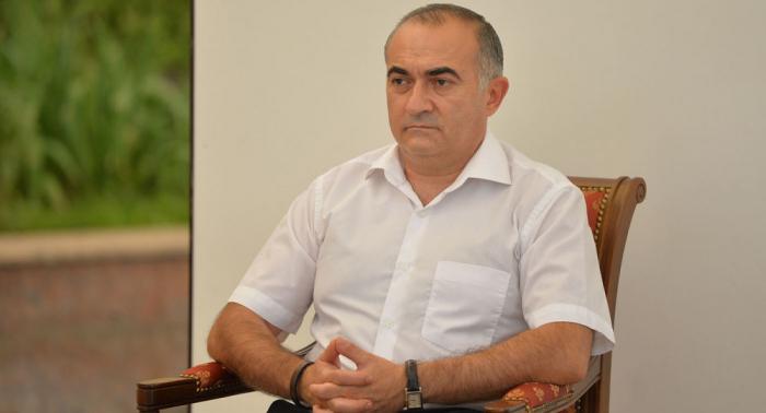 Asesor del presidente de Armenia se contagia de coronavirus en Karabaj