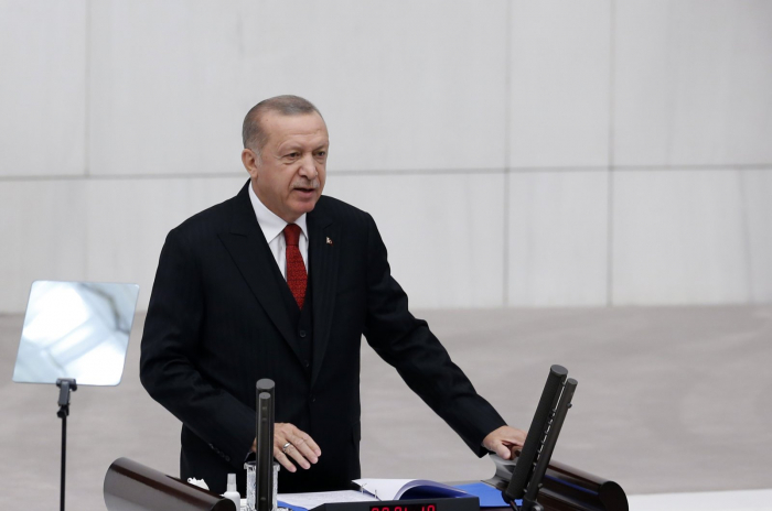 Turkish President warned those who support Armenia