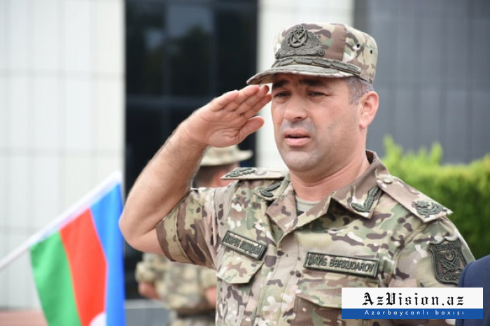 General who liberated Jabrayil and 9 villages from Armenian occupation -   PHOTOS
