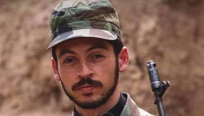 Armenian armed priest injured in Karabakh