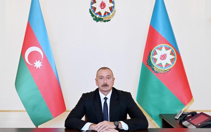 Presidente Ilham Aliyev se dirigirá al pueblo azerbaiyano