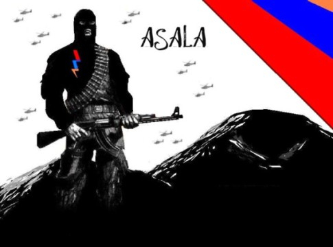 """Russian media reports about 500 """"ASALA"""" members sent to Karabakh from Lebanon"""