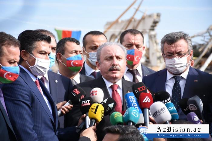 Sería un error regresar sin visitar la ciudad de Ganja-   Mustafa Shentop