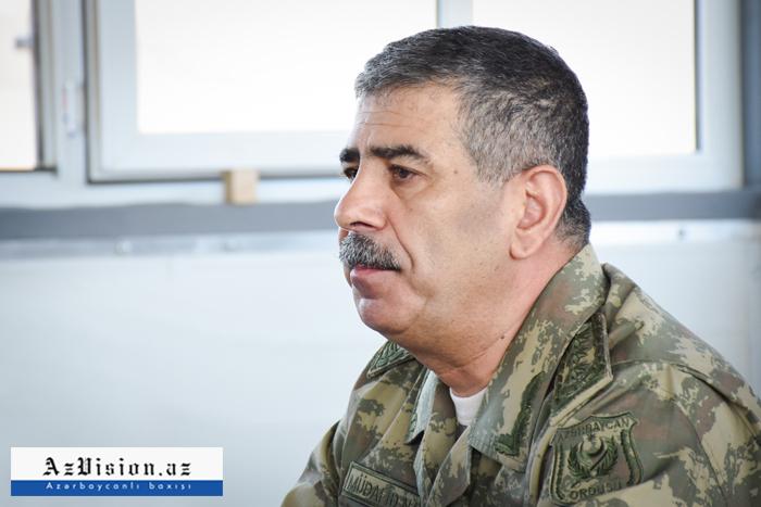 """Zakir Həsənovdan Ermənistana """"İsgəndər""""  xəbərdarlığı"""