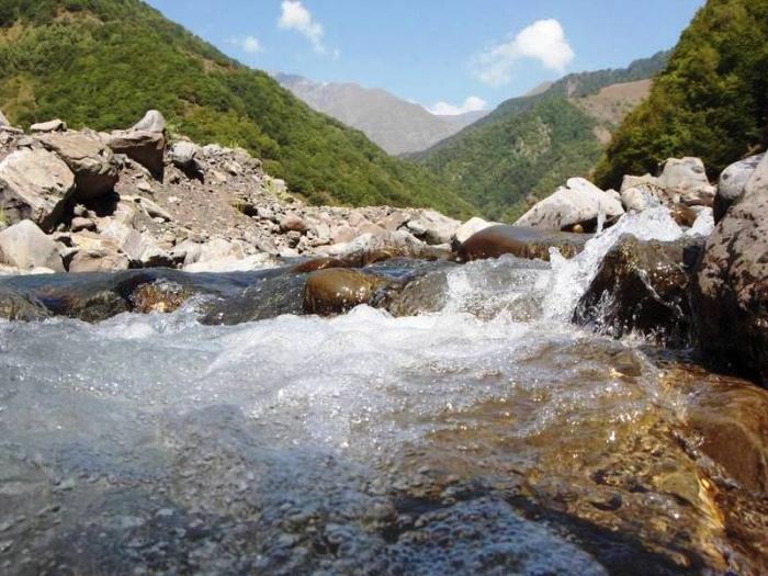 Ermənistan su ehtiyatlarını kimyəvi maddələrlə çirkləndirir