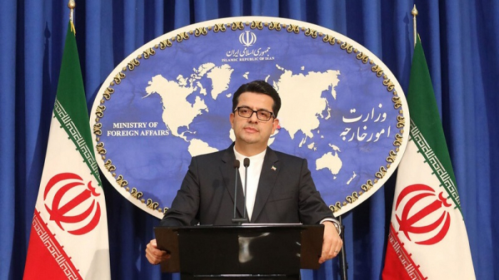 İran səfiri Ağbəndin azad edilməsindən yazdı