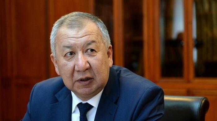 Qırğızıstanın Baş Naziri istefa verdi